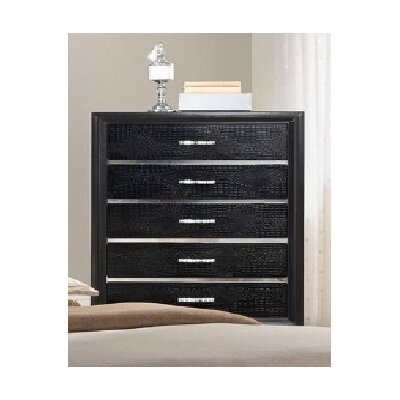 Eunice 5 Drawer Chest