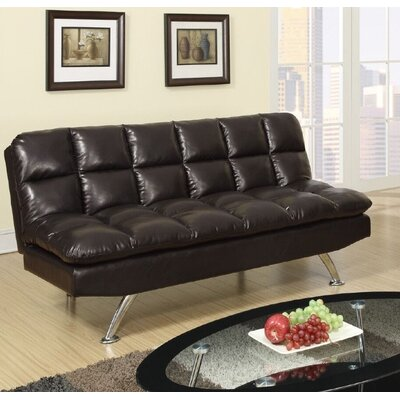 Montecito Adjustable Sofa Upholstery: Espresso