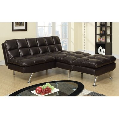 Montecito Adjustable Sofa and Chair Upholstery: Espresso