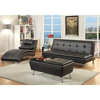 Serrano 5 Piece Living Room Set