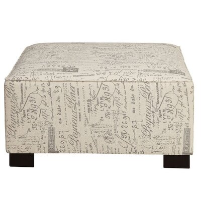 Janine Cocktail Ottoman