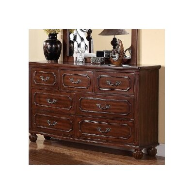 Dunton 7 Drawer Dresser