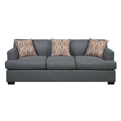 Trampoline Sofa Upholstery: Gray