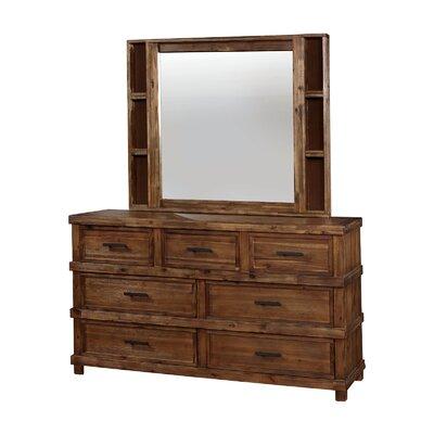 Baddock 7 Drawer Dresser