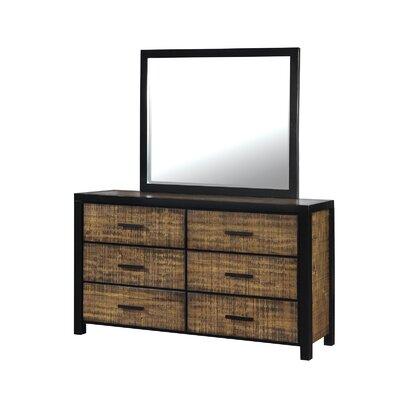 Hamberg 6 Drawer Dresser