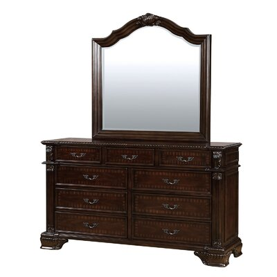 Edinburgh 9 Drawer Dresser