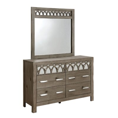 Zaragoza 6 Drawer Double Dresser