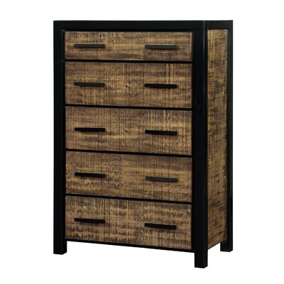 Hamberg 5 Drawer Chest