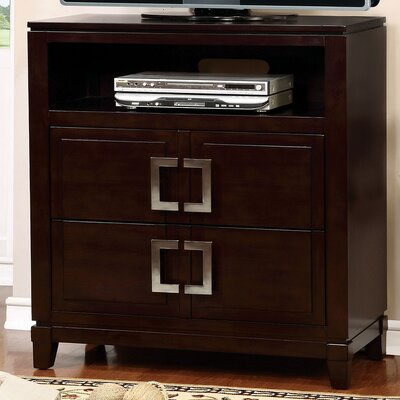 Balfour 2 Drawer Media Chest