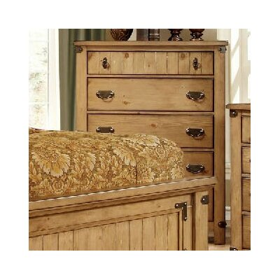 Avantgarde 5 Drawer Chest