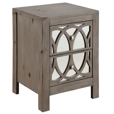 Zaragoza 2 Drawer Nightstand