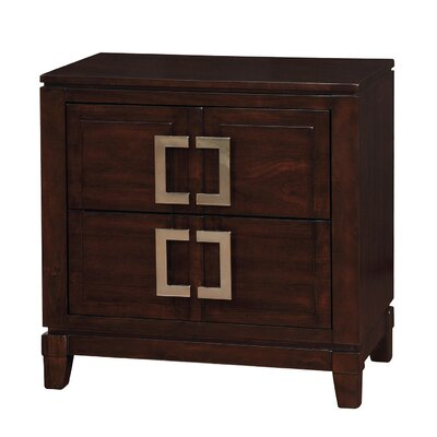 Balfour 2 Drawer Nightstand