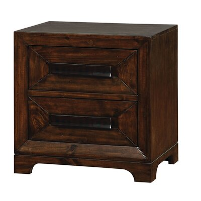 Orlaith 2 Drawer Nightstand