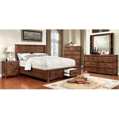 Baddock Panel Storage Customizable Bedroom Set