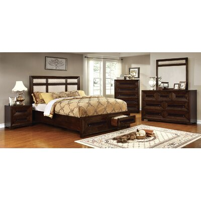 Orlaith Storage Panel Customizable Bedroom Set