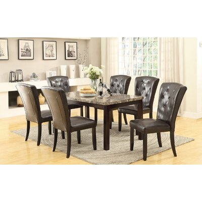 Fannin 7 Piece Dining Set