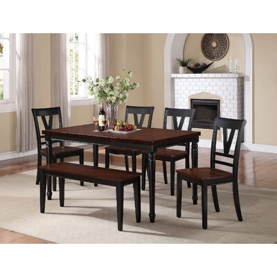 Donnelly 6 Piece Dining Set