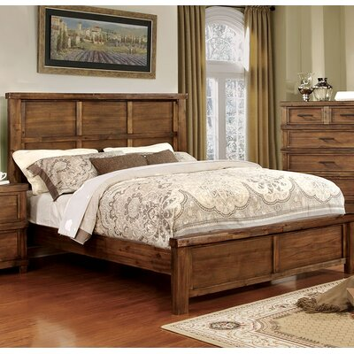 Baddock Panel Bed Size: King