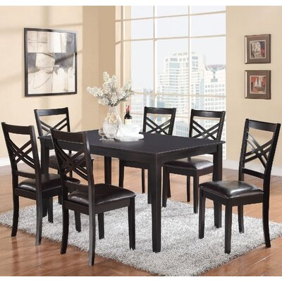 Stanislaus 7 Piece Dining Set