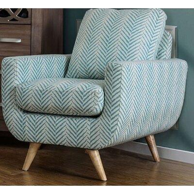 Alondra Armchair Upholstery: Blue