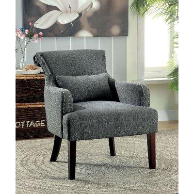 Agalva Armchair Upholstery: Gray