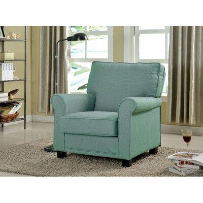 Kamena Armchair Upholstery: Blue