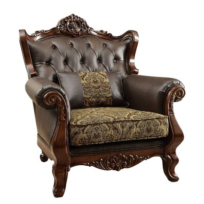 Kamilah Wingback Chair