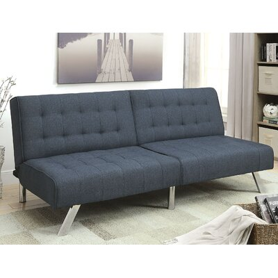 A&J Homes Studio ZD-2WF4A3J1BL Arielle Convertible Sofa Upholstery