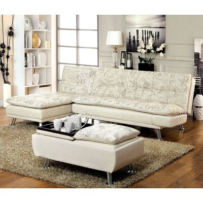 Hauser 3 Piece Living Room Set