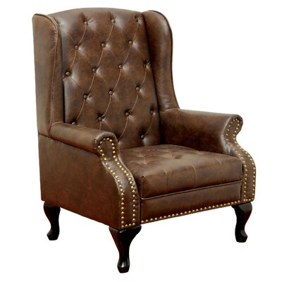 Vaugh Wingback Chair