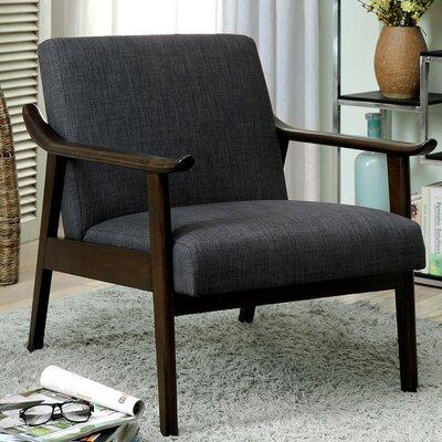 Beidre Armchair Upholstery: Gray