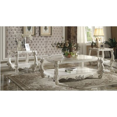 Versailles Coffee Table Set