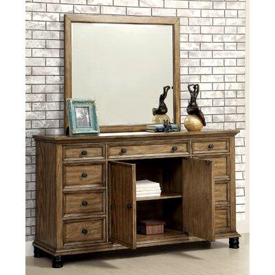 Mcville 9 Drawer Dresser