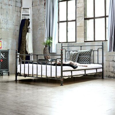 McAlroy Bed Size: California King