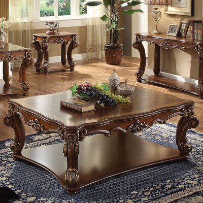 Vendome Square Coffee Table