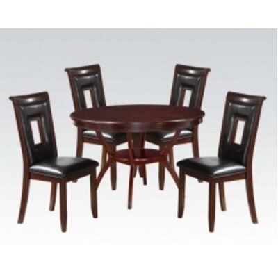 Roger 5 Piece Dining Set