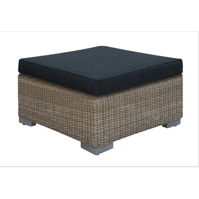 Harvey Outdoor Ottoman with Cushion