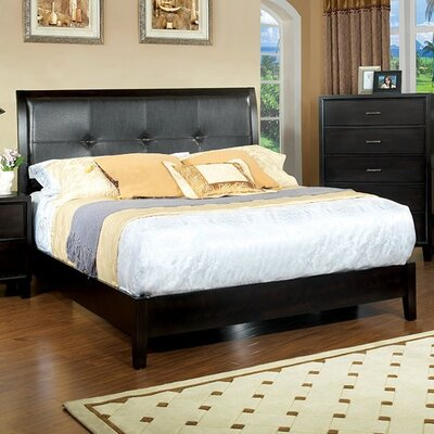 Enrico Platform Bed Size: Full