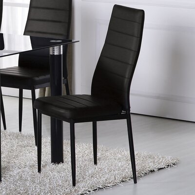 Noir Side Chair