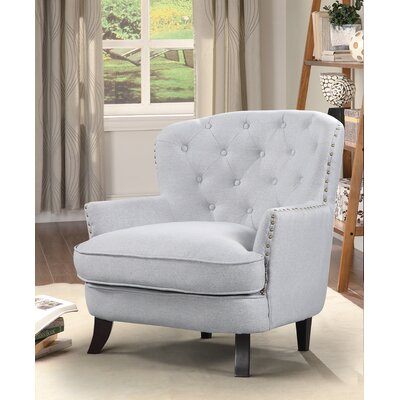 Collingdale Armchair Upholstery: Gray