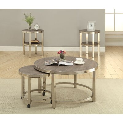 Elwyn 2 Piece Coffee Table Set