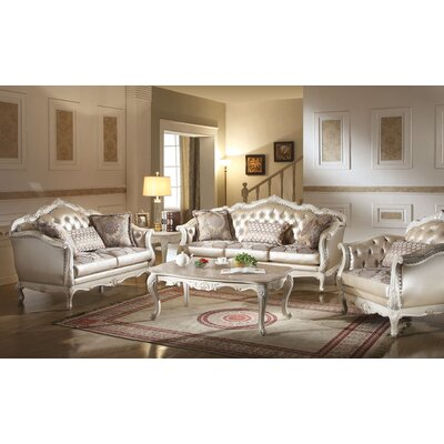Chantello 2 Piece Coffee Table Set