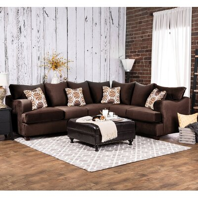 Hanna Reversible Chaise Sectional