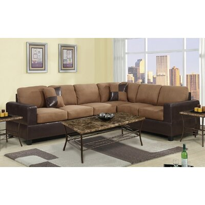 Medford Reversible Chaise Sectional
