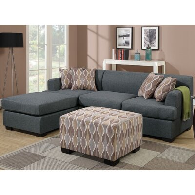 Trampoline Sectional