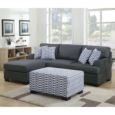 Marengo Reversible Chaise Sectional