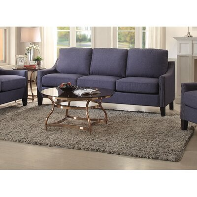 Bracken Sofa Upholstery: Blue