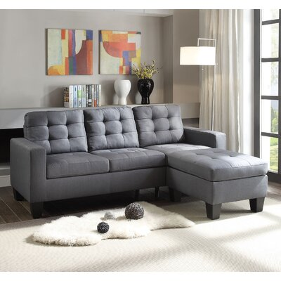Earsom Reversible Sectional
