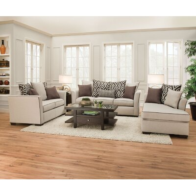 Stewart Configurable Living Room Set