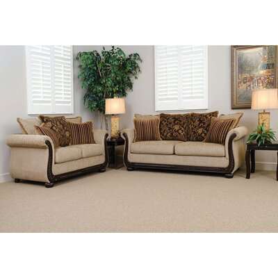 Rachell Configurable Living Room Set